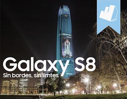 BTL &RRSS / Lanzamiento Galaxy S8 y Galaxy Studio