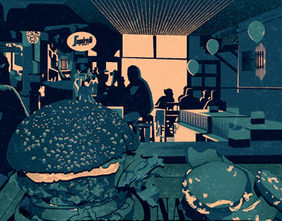 Burger Things - a NahNahBah Original Series