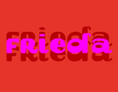 Frieda Font