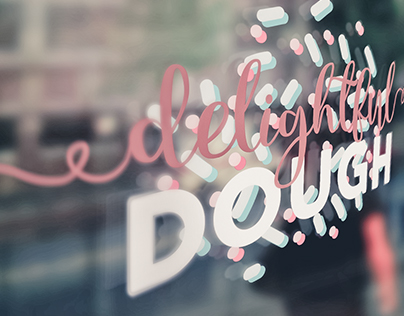Delightful Dough - Concept project