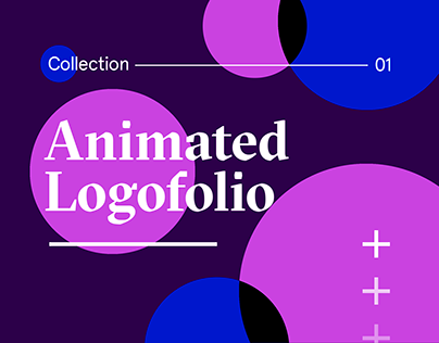 Animated Logofolio | Collection 01