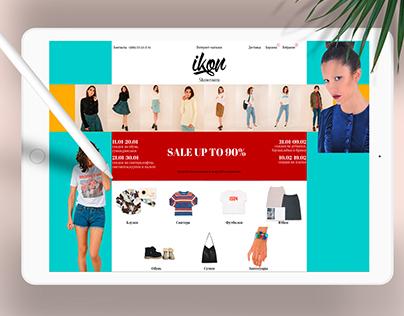 ikon - online shop