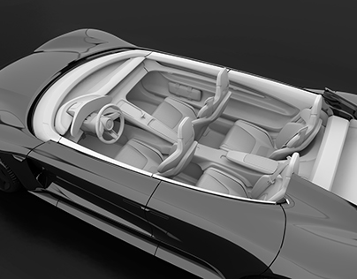 Porsche Mission E - Alias Autostudio