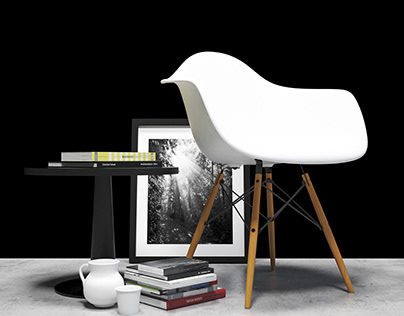 Product Design | Vitra Eames Chair