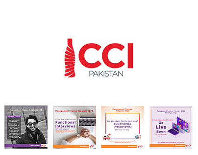 Social Media Posts for CCI Pakistan
