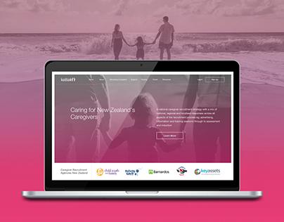 Kaitiaki NZ Caregivers Website (R9 Accelerator RevUp3+)
