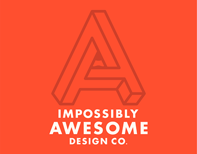 Impossibly Awesome Design Co (Re-Brand)