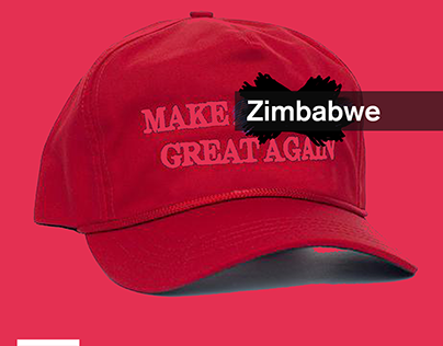 #MakeZimbabweGreatAgain x R28 Creatives Graphics