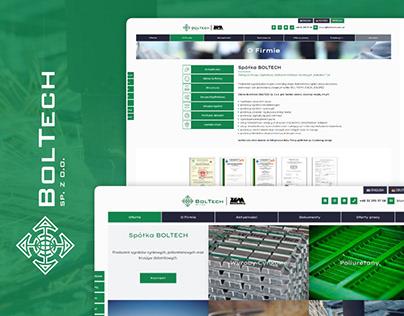 Strona Internetowa Boltech.com.pl