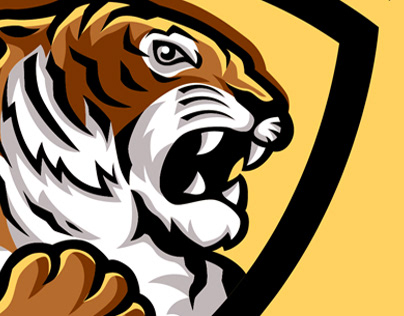 Wild Tiger Esport Logo