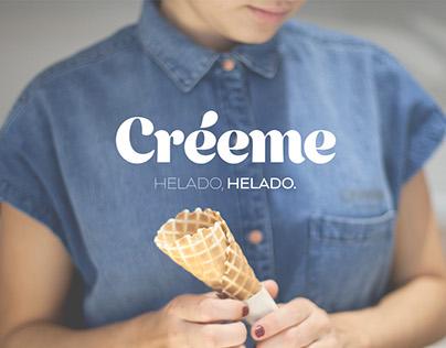 CRÉEME - Helado, Helado