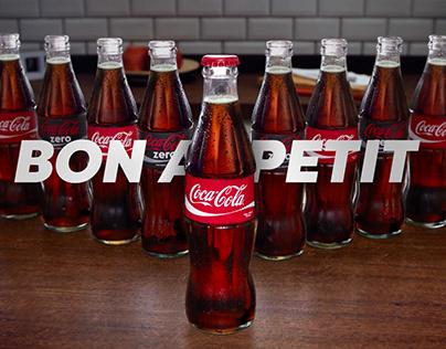 Coca-Cola Bon Appetit