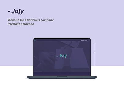 Jujy - fictitious design company