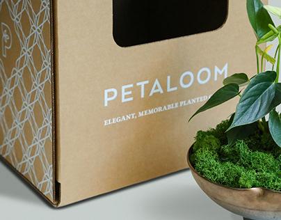 Petaloom | Brand Identity, Packaging, Website