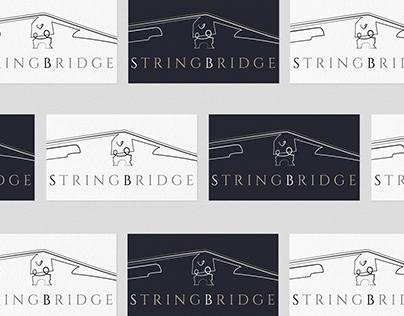Logo design for StringBridge - Michigan - USA