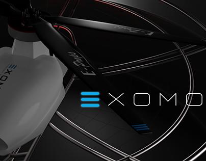 Exomo / shell design