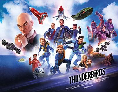 Thunderbirds Are Go! Season 3