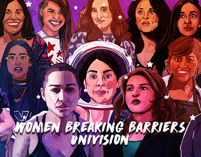 Women Breaking Barriers | Univision