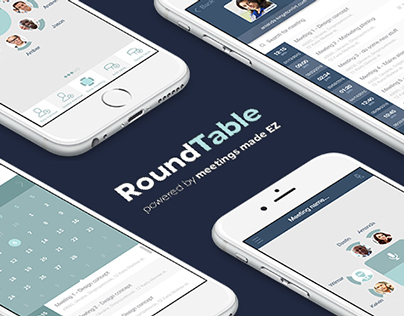 RoundTable | App for Meetings