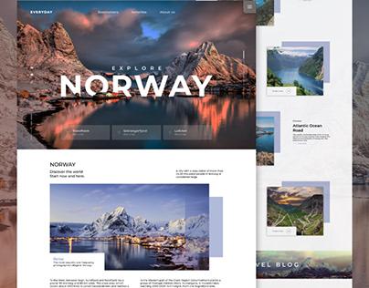 Открой для себя красоту NORWAY