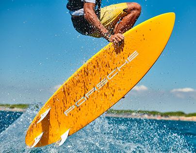 Porsche _ Surfboard Design 20