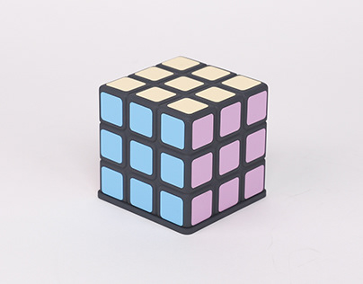 魔方包装盒 | Magic cube packaging box