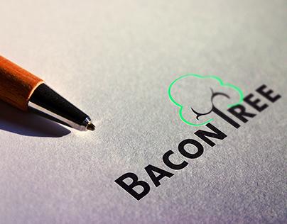 BaconTree Logo Design