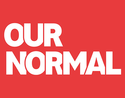 Our Normal – Brand Identity