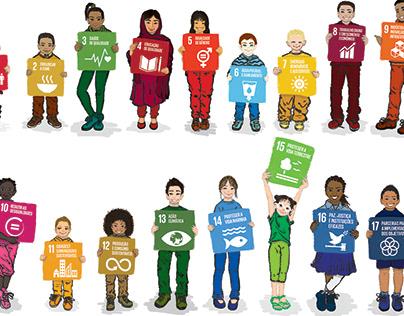 Kits ODS - Sustainable Development Goals Kits