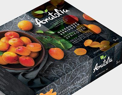 Anatolia, Rotterdam • Dried Apricot Box