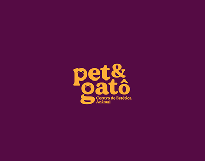 Pet&gato | Identidade Visual