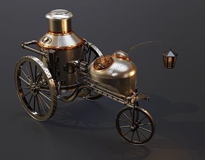 Steambot 02 (Zhaba)
