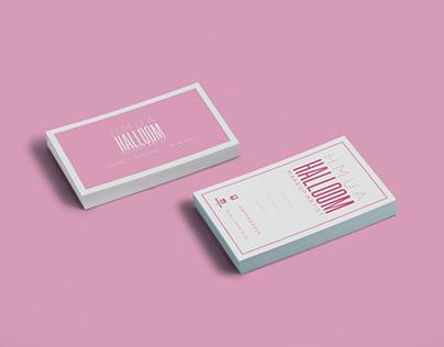 HMUA Business Cards