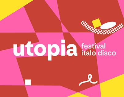 utopia · festival italo disco