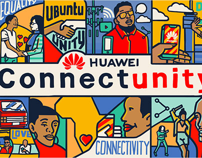 Huawei- Connect Unity