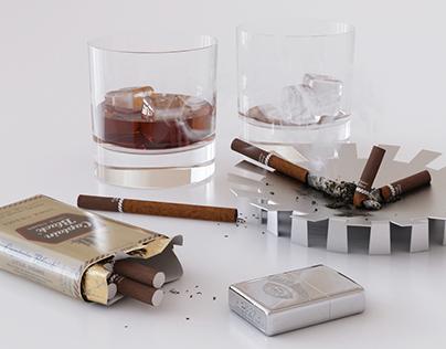 """Перекур"" / ""Smoke Break""(2014)"