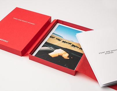 Point and Shoot stories, postcard box set