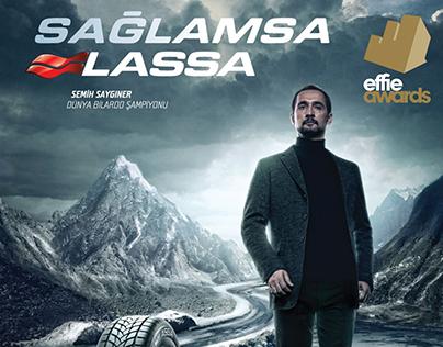 Lassa Tyres - Launch TVC
