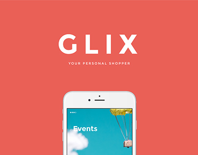 GLIX // Branding and video commercial