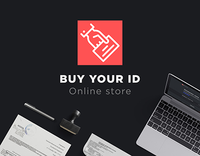 Buy your ID. Online store.