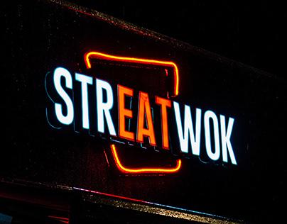 Streatwok Branding