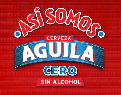 Splash Aguila Cero Nueva Imagen