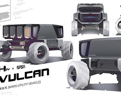 Hummer Vulcan