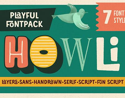 Howli FontPack