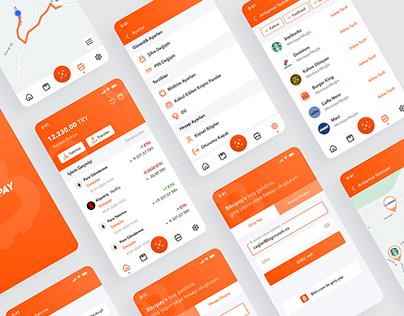 Crypto Payment App - BitciPay Redesign