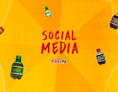 Refrigerantes Frevo | Social Media