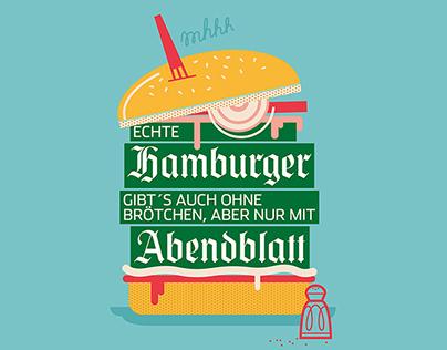 Hamburger Abendblatt – Vector Campaign 2015