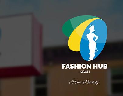 Fashion Hub Branding