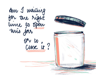 Jar of Feelings - animated GIF