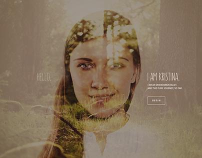 I am Kristina